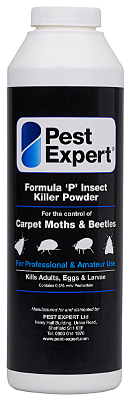 Carpet Moth Killer Powder